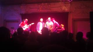 Francis Dunnery with the Savage Family Choir 1st June 2014, Bush Hall