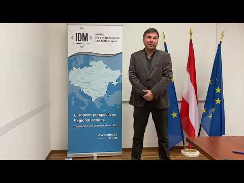 From Fictional to Functioning Democracy - Ivan KRASTEV