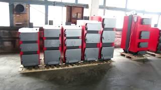 Производство современных твердотопливных котлов компания