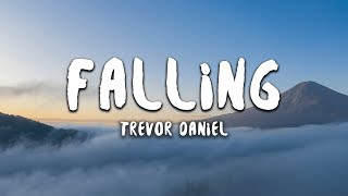 Gambar cover Trevor Daniel - Falling (Lyrics) | come closer i'll give you all my love