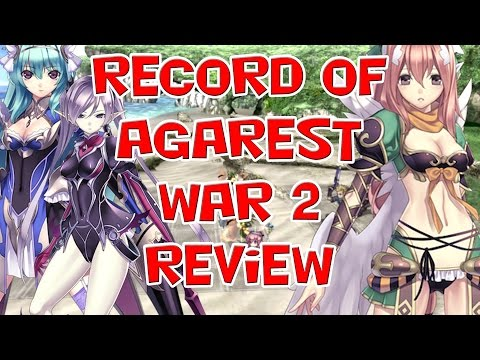 Agarest Generations of War 2 Review (PC,PS3)