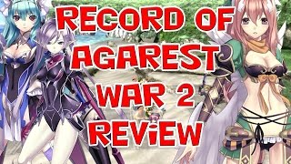 record of Agarest War 2 - Game Review - Revisited