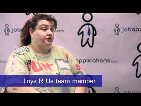 Toys R Us Interview - Manager