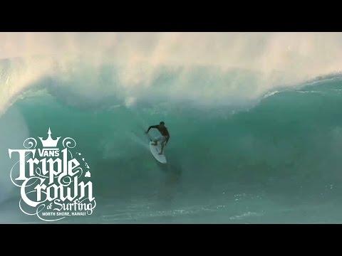30 Years: Andy and Kelly | Vans Triple Crown of Surfing | VANS