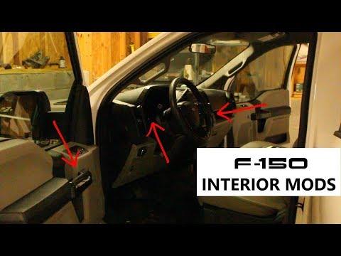 Cheap Interior Upgrade Mod For F150!