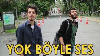 İstanbul Üniversitesi Merkez Kampüste Şarkı Söyledik!