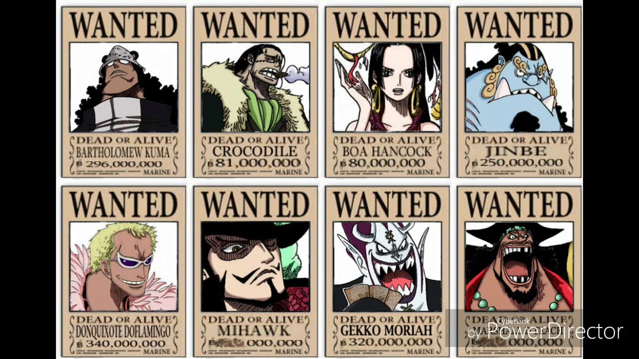 One piece wanted new world 2017 youtube - One piece pictures new world ...