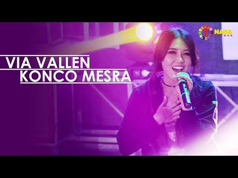 VIA VALLEN - KONCO MESRA with ONE NADA (Official Music Video)