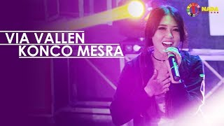 Download VIA VALLEN - KONCO MESRA with ONE NADA (Official Music Video)