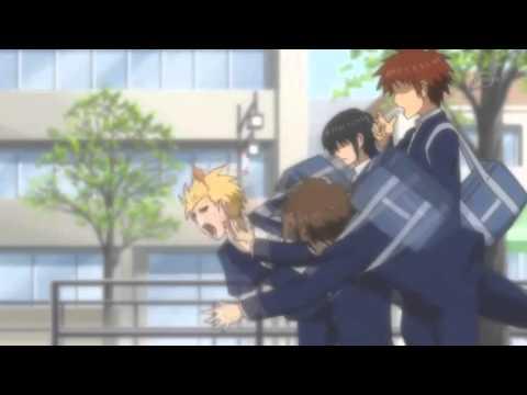 Danshi Koukousei No Nichijou Sub Indo Episode 12