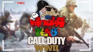 💥Война, как ком, катилась по дорогам, неся разруху, голод, смерть и боль...💥 Call of Duty: WWII