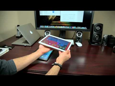 iPad Air vs Samsung Galaxy Tab PRO 10.1