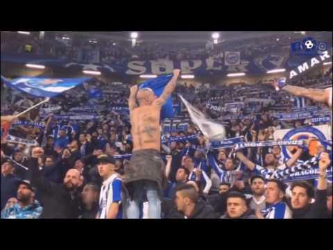 Juventus 1-0 FC Porto   Show SUPER DRAGÕES   2017