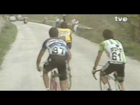 Vuelta a España 1984 - Etapa 12 (Lagos de Covadonga)