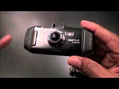 Vantrue R2 Ultra HD Dash Camera