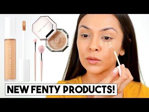 FENTY BEAUTY CONCEALER + SETTING POWDER FIRST IMPRESSION - TrinaDuhra