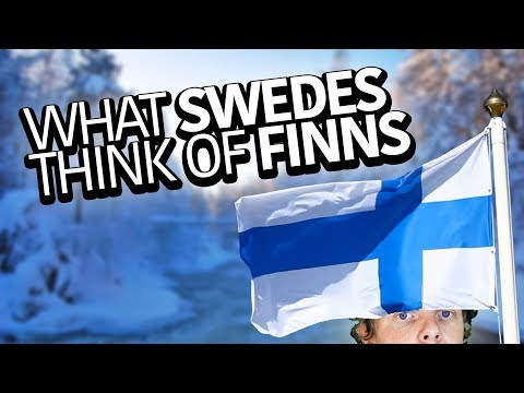 What Swedes Think Of Finns