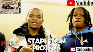 Stapleton Projects GOONS says They run STATEN ISLAND & no FOLKS is out there