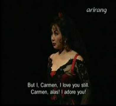 """Carmen (opéra) - Act IV: Duo Final:""""C'est Toi? C'est Moi!"""""""