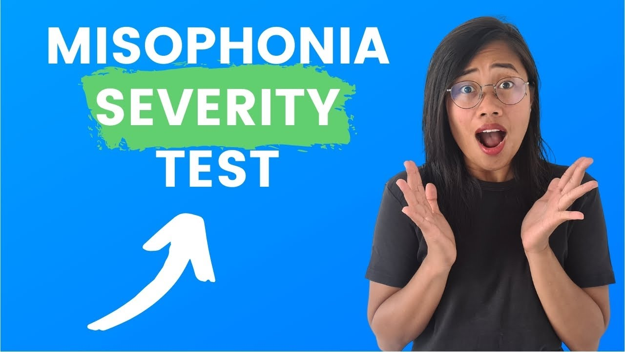 Control the evolution of your Misophonia - YouTube