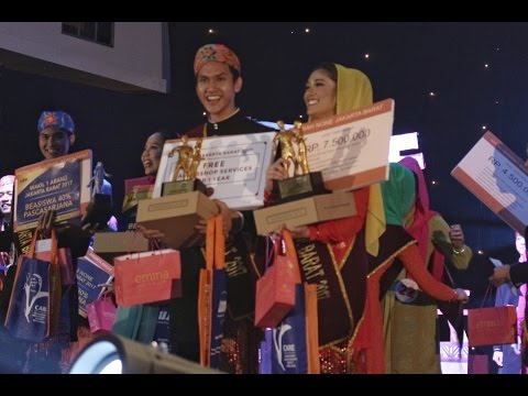 Abang None Jakarta Barat 2017 - Grand Final
