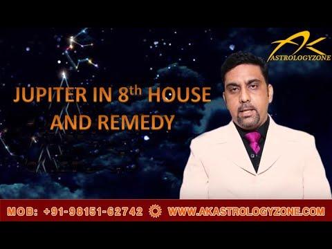#Jupiter #Mahadasha in #Eighth #House