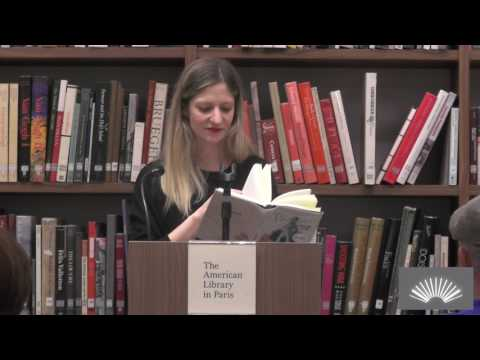 Lauren Elkin @ The American Library in Paris | 14 December 2016