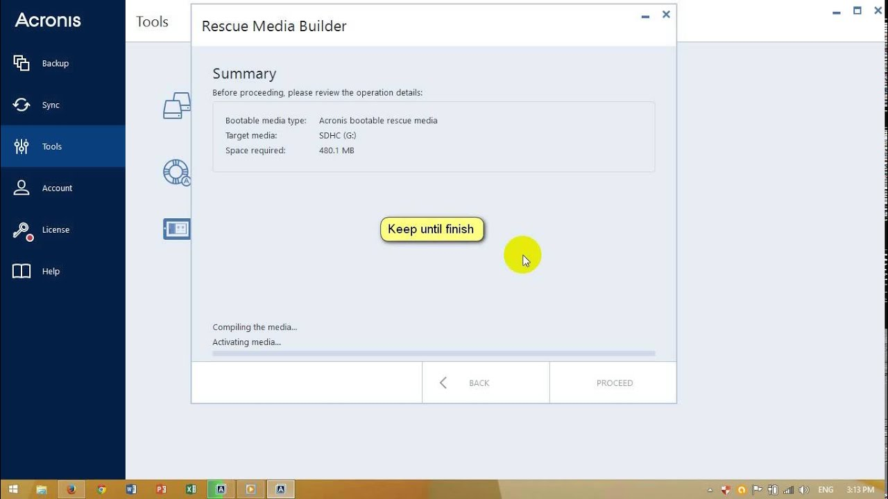 acronis true image 2015 usb boot download