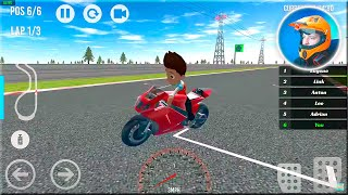PAW Ryder Moto Racing 3D Game - Patrol Games #Bike Game To Play
