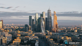 Aerial Video | Moscow City