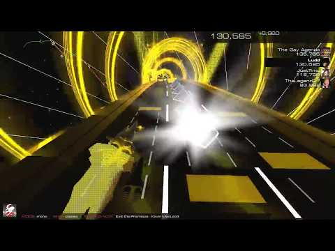 Exit The Premises By Kevin MacLeod 🎧 Let's Play Audiosurf 2