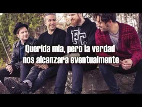 Fall Out Boy Irresistible [subtitulado En Español]