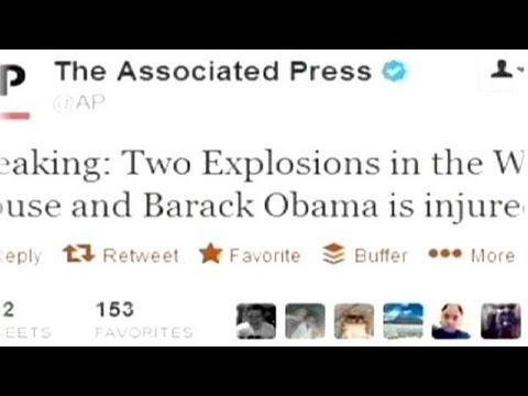 """L'""""Armée électronique syrienne"""" pirate le compte d'Associated Press et fait trembler les..."""