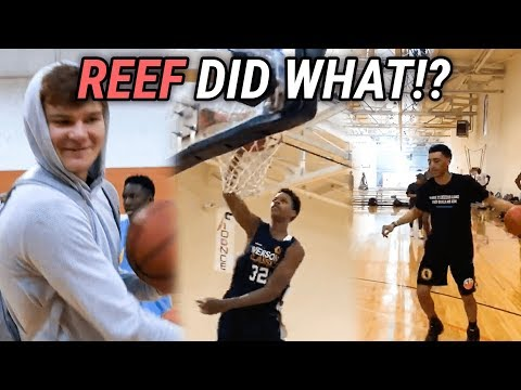 Shareef O'Neal Throws Down 360 WINDMILL!! Mac McClung, Jahvon Quinerly & More Iverson Highlights 🔥