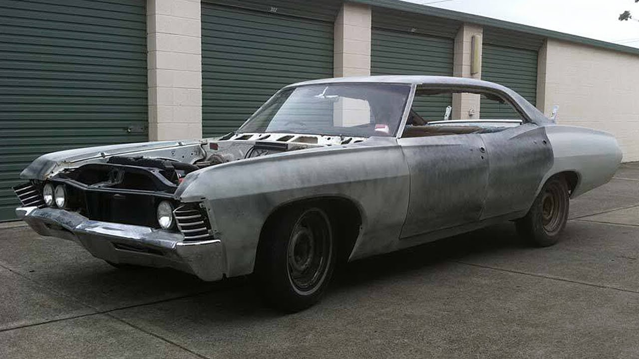 Project report on chevrolet car