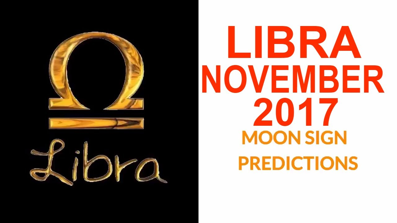 Libra Monthly Moon Sign Horoscope