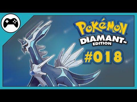 Let's Play - Pokémon Diamant |Nuzlocke| 📕 #018 [HD][DE] - Poppen in Pokémon?!