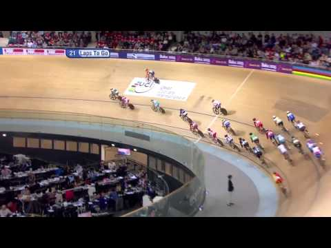 Women's Scratch Race - 2015 UCI Track Cycling World Championships