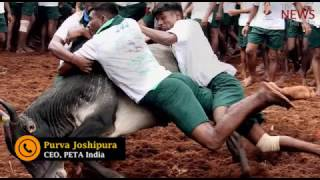 'PETA is a soft target': NGO's India head tells TNM they're only doing their duty
