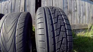 Why I use a car tire on my Can Am spyder F3