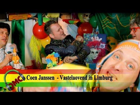 Coen Janssen - Vastelaovend in Limburg (carnaval 2016 vastelaovend)