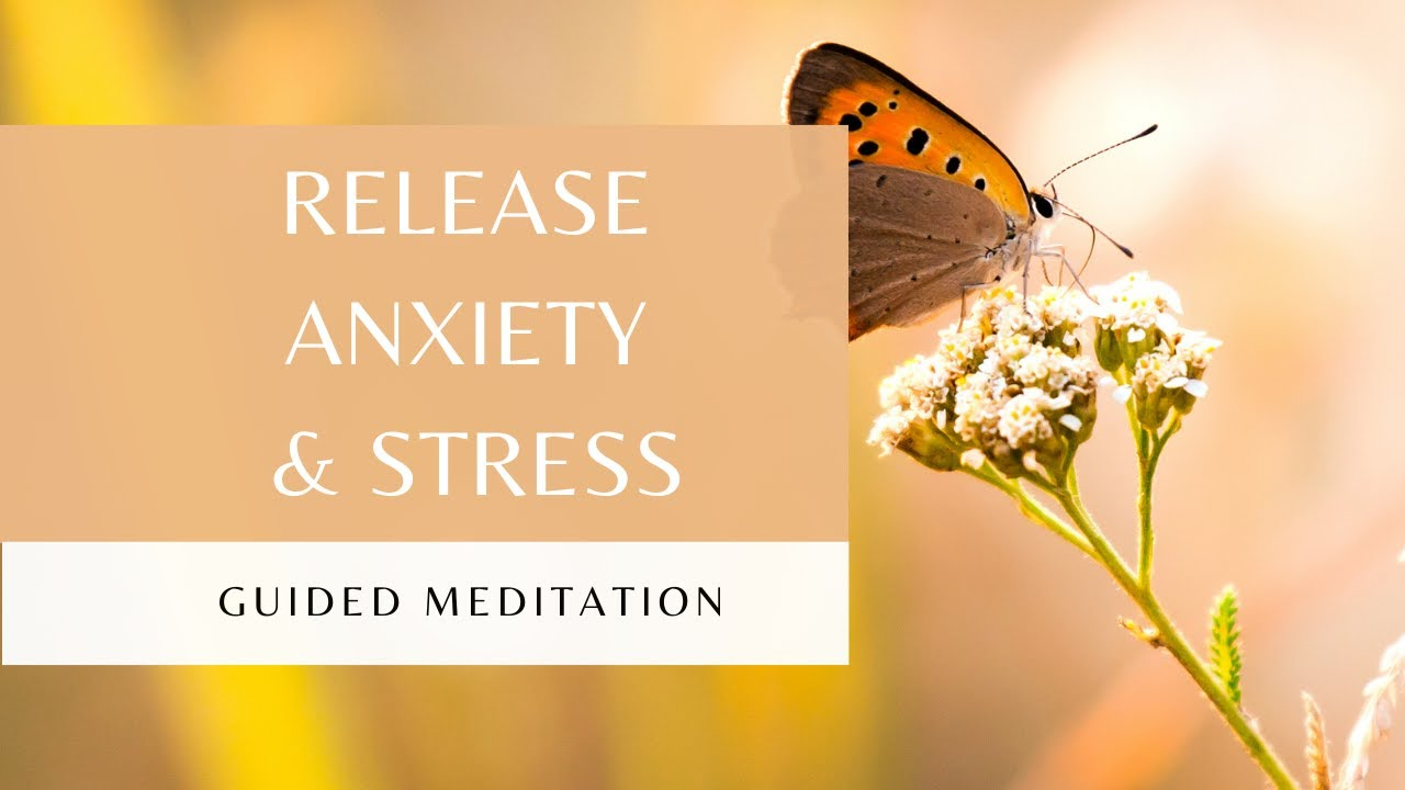 BREATHE- A Meditation to Release Anxiety