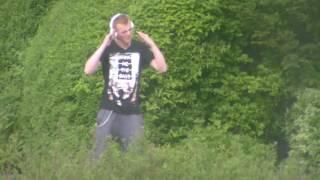 White Boy dance in Rotterdam - Fabolous Holla back (part2)