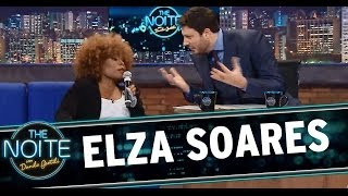 The Noite 16/04/14 - Elza Soares (íntegra)