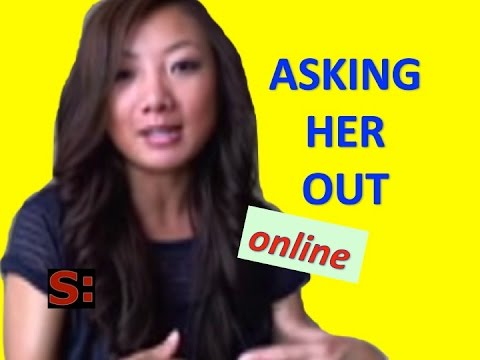 DATING ADVICE: Asking her out online (DATING ADVICE FOR GUYS)