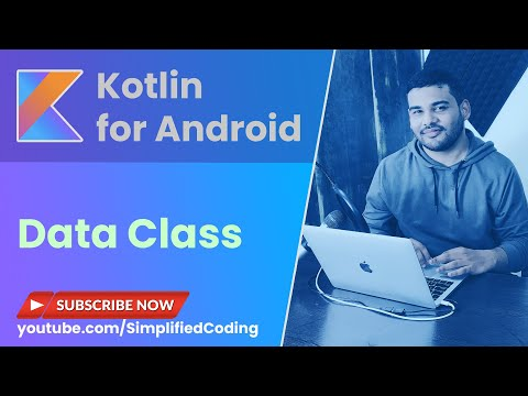 Kotlin Data Class Tutorial with Example