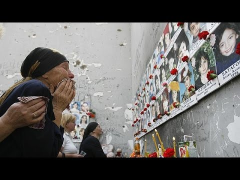 10 years after the Beslan hostage crisis - no comment