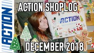 Action shoplog december 2018  PienderZ