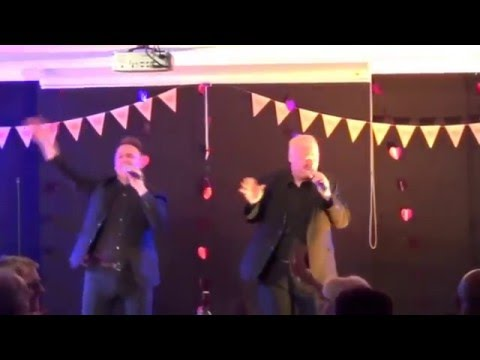 Wallace & Jones Comedy Duo, Parties, Functions Hire - www.garston-entertainment.co.uk