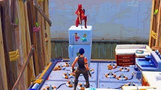 10 Minutes of Instant Karma in Fortnite